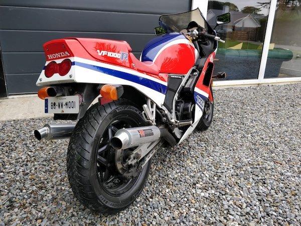 1987 Super Rare Honda VF1000R For Sale (picture 2 of 6)