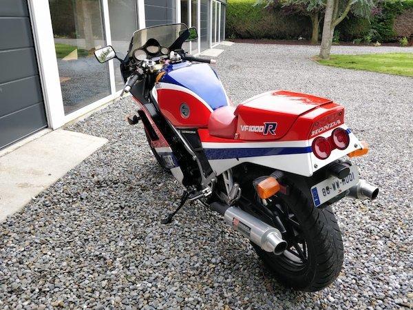 1987 Super Rare Honda VF1000R For Sale (picture 3 of 6)