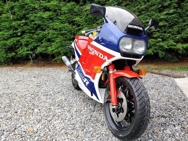 1987 Super Rare Honda VF1000R For Sale (picture 5 of 6)