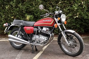 Picture of 1979 Honda CB750 Four K7 excellent condition 13000 Miles SOLD