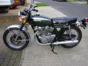 1972 HONDA CB450K5 For Sale