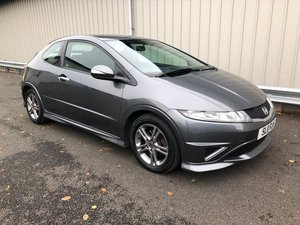 2011  HONDA CIVIC 1.4 I-VTEC TYPE S I-SHIFT 3D 100 BHP AUTO