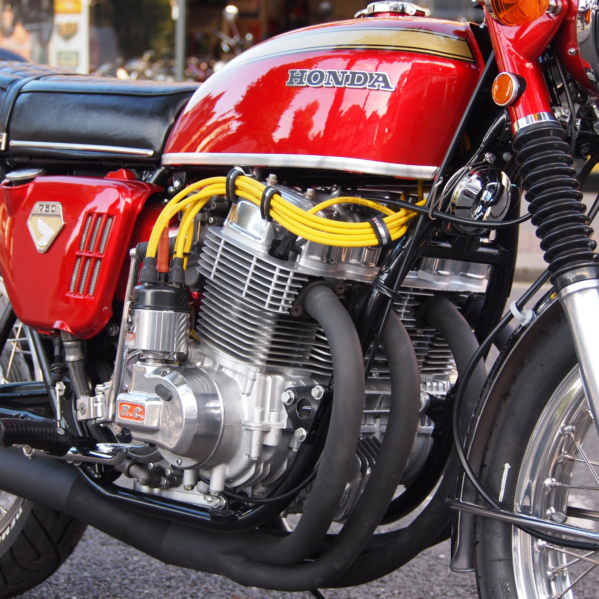 1970 CB750K0 RESERVED FOR PAUL, DEPOSIT HAS BEEN TAKEN. SOLD (picture 1 of 5)