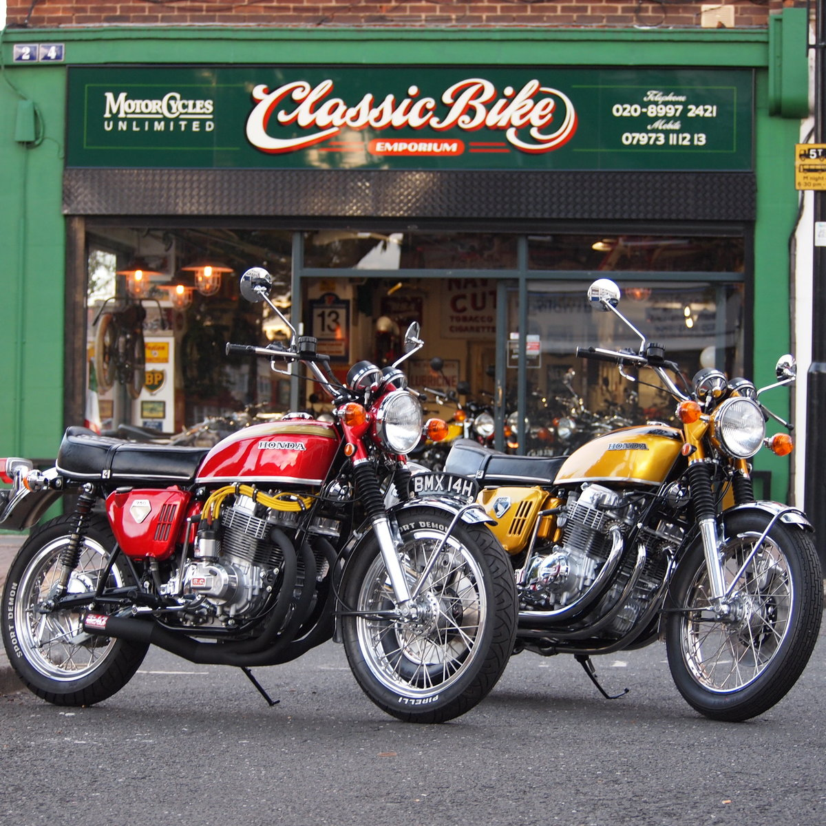 1970 CB750K0 RESERVED FOR PAUL, DEPOSIT HAS BEEN TAKEN. SOLD (picture 3 of 5)