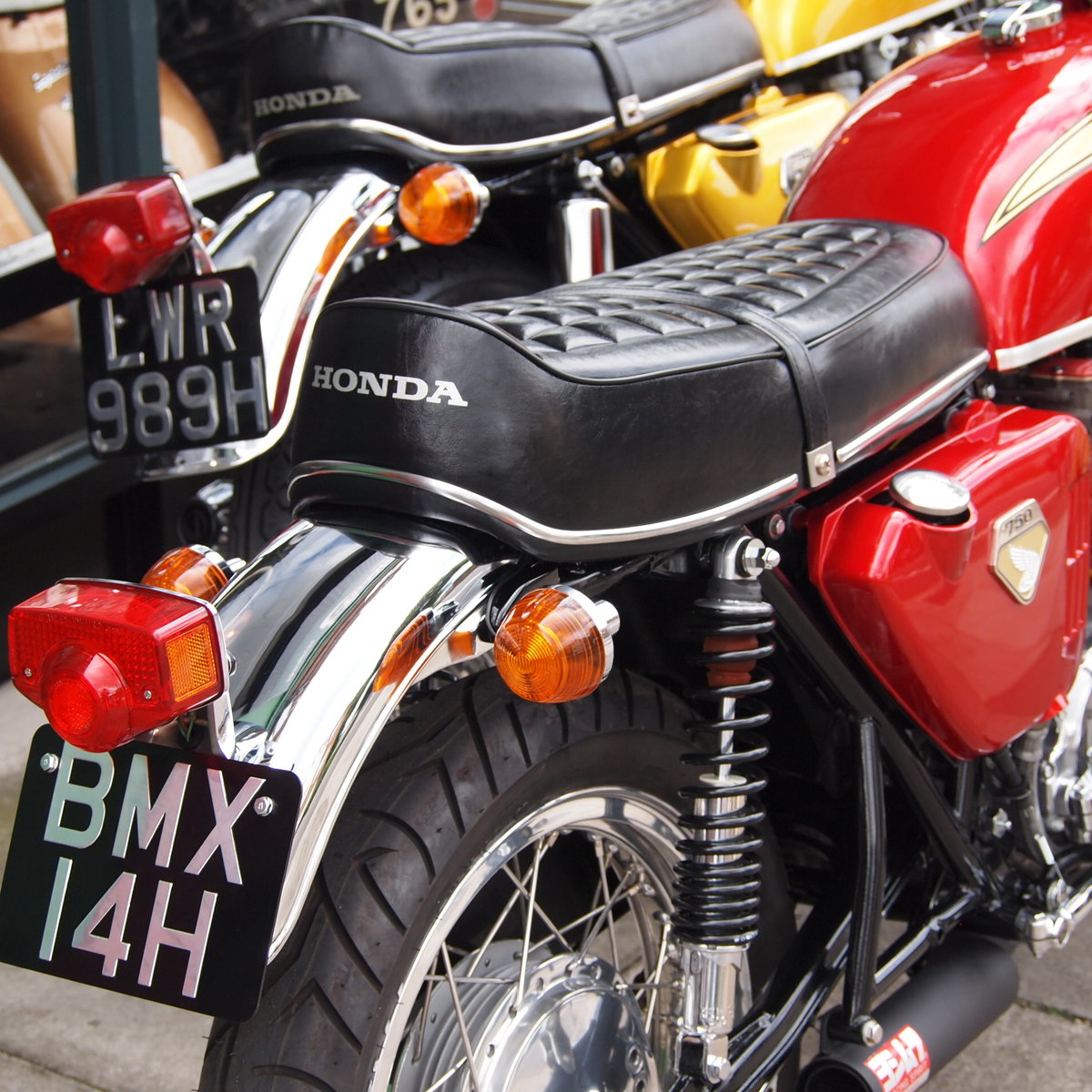1970 CB750K0 RESERVED FOR PAUL, DEPOSIT HAS BEEN TAKEN. SOLD (picture 5 of 5)