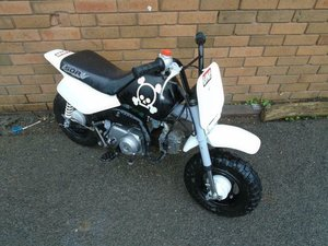 HONDA Z50R MONKEY BIKE(1993) WHITE! RARE COOL  For Sale
