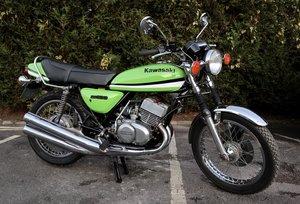 1976 Kawasaki KH400 A Nice Usable Example  For Sale