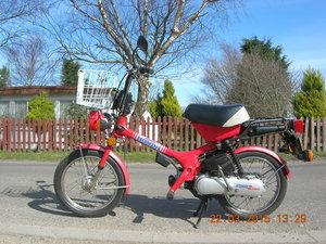 1984 HONDA EXPRESS 2,  50cc, NC50, RESTORED