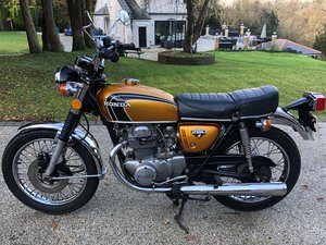 1974 CB250K5 Lovely usable classic For Sale