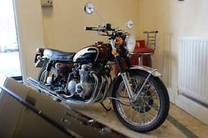 1975 Honda CB500   Restoration Just Completed For Sale