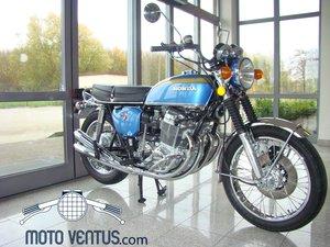 HONDA CB750 FOUR K2 1975 VIDEO !