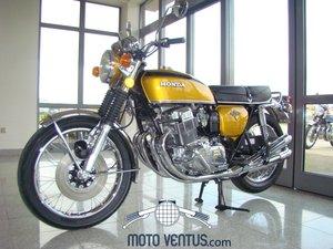 HONDA CB750 FOUR K2 1974 VIDEO