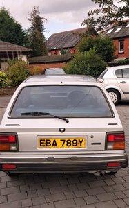 1983 Honda civic mk ll 1.3 Auto