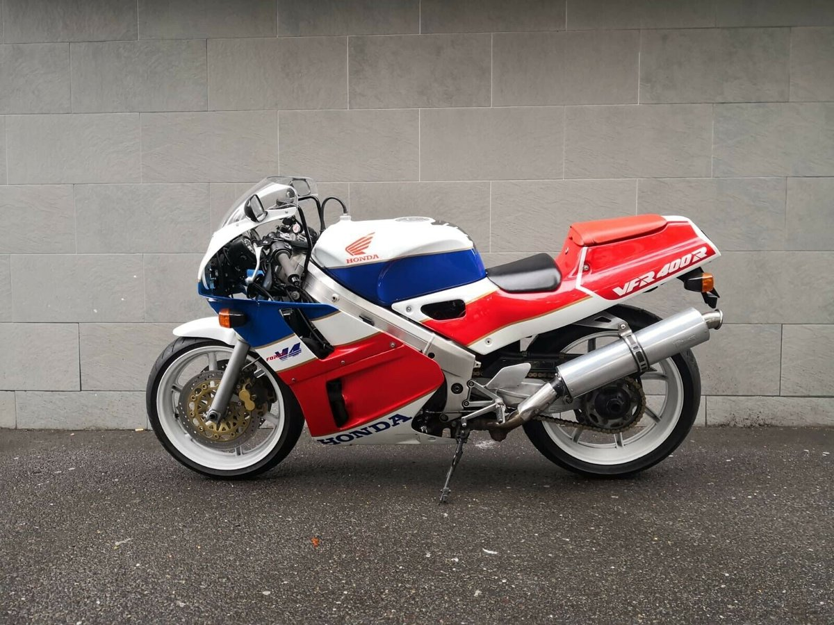 1990 Honda VFR 400 NC 30 - Wonderful Example For Sale (picture 2 of 6)