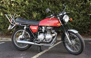 Honda 400/4 1976 in Used Condition - Classic Motorcycle