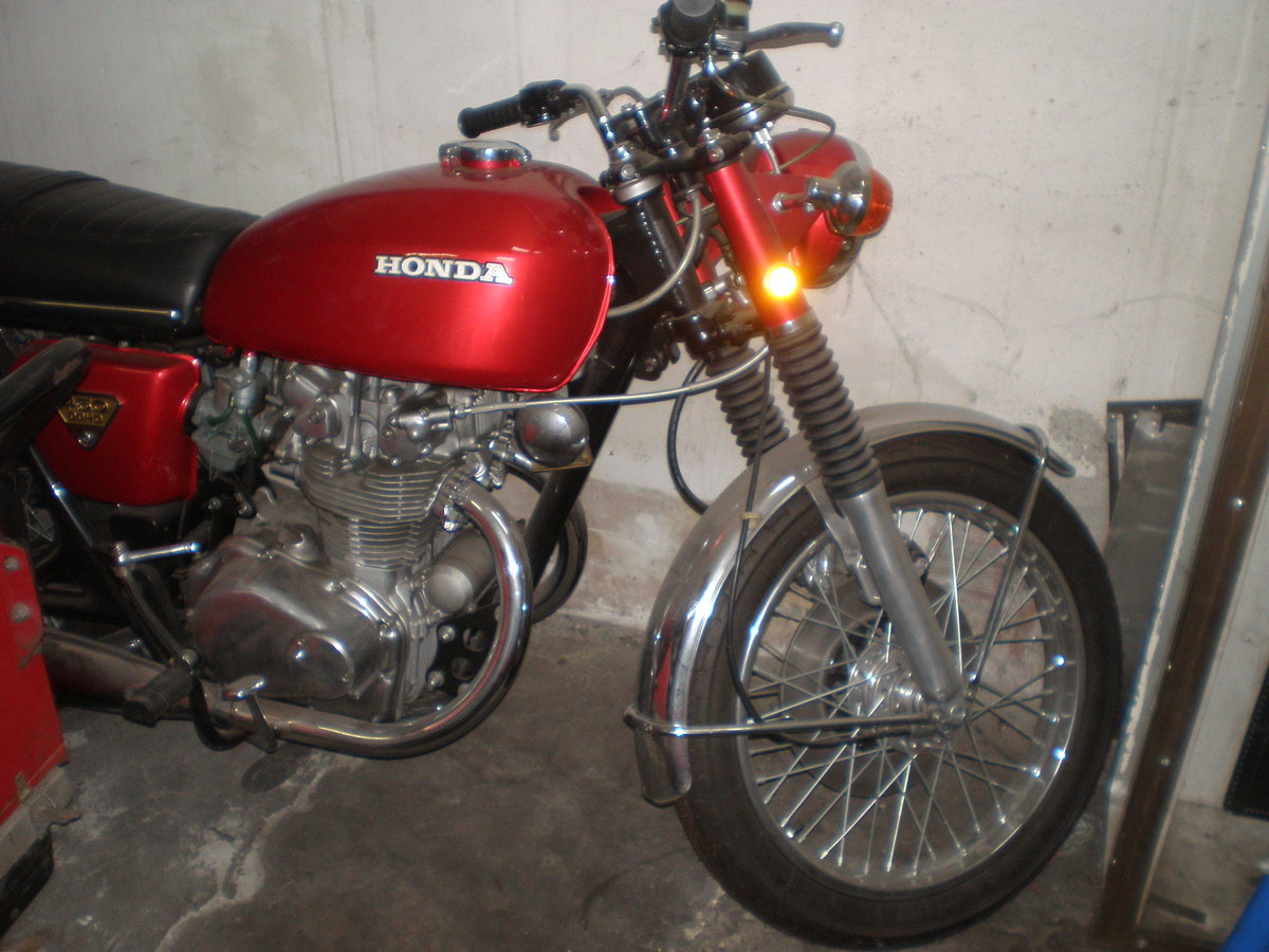 1971 Honda CB 450 For Sale (picture 1 of 5)