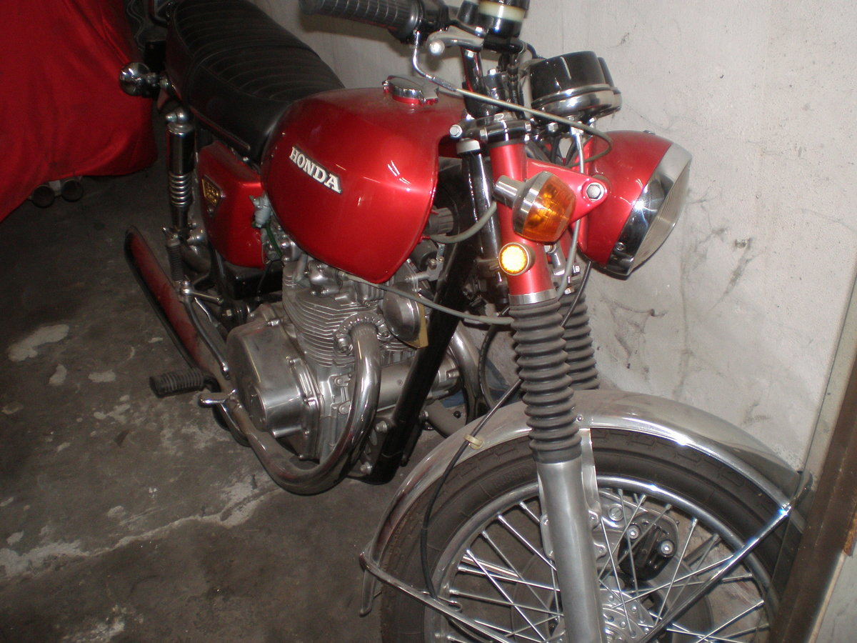 1971 Honda CB 450 For Sale (picture 3 of 5)