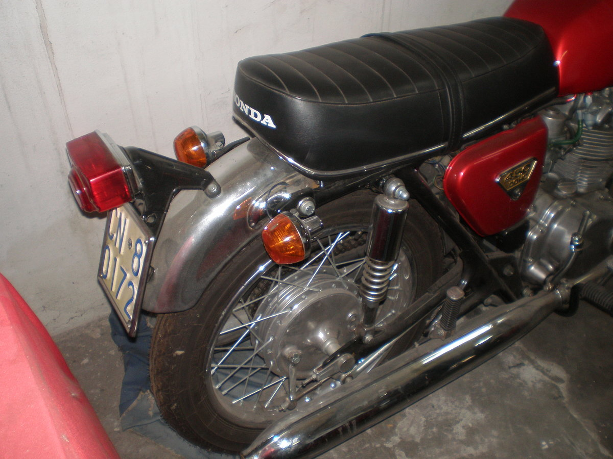 1971 Honda CB 450 For Sale (picture 5 of 5)