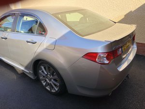 2010 Accord Very rare manual 2.4 petrol