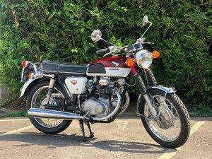 1968 Honda CB250 K0 Super Sport For Sale