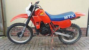 1983 Honda Mtx 125 early model For Sale