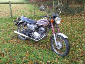 1985 Honda CD200 Benly, 11 months MOT,Project/Barn Find For Sale