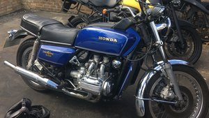 1978 Honda GL1000 Goldwing For Sale