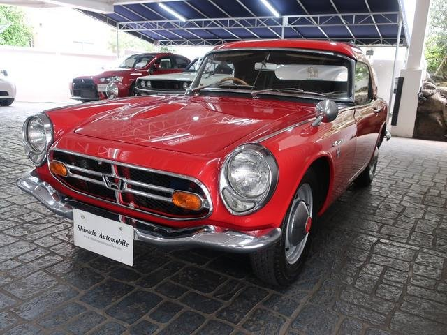 1966 HONDA S800 from Japan For Sale (picture 1 of 6)