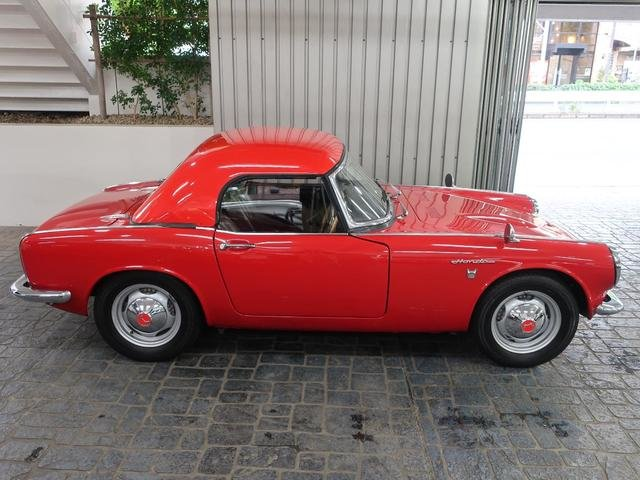 1966 HONDA S800 from Japan For Sale (picture 2 of 6)