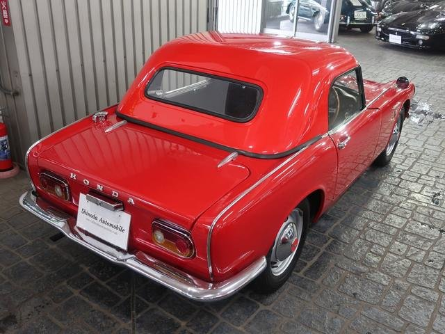 1966 HONDA S800 from Japan For Sale (picture 3 of 6)