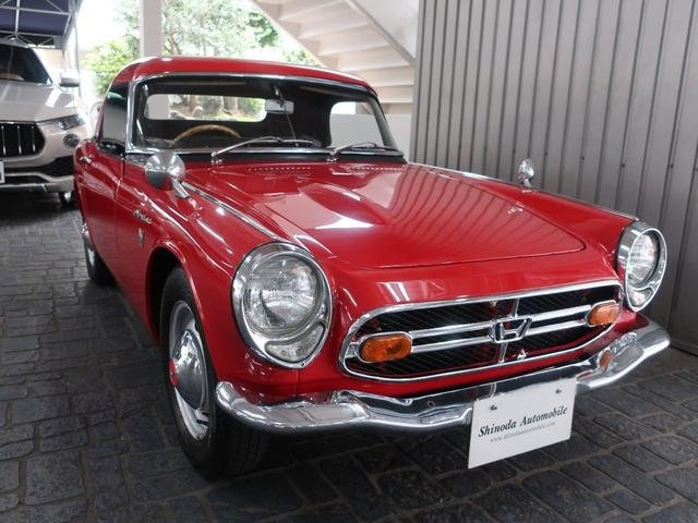 1966 HONDA S800 from Japan For Sale (picture 6 of 6)