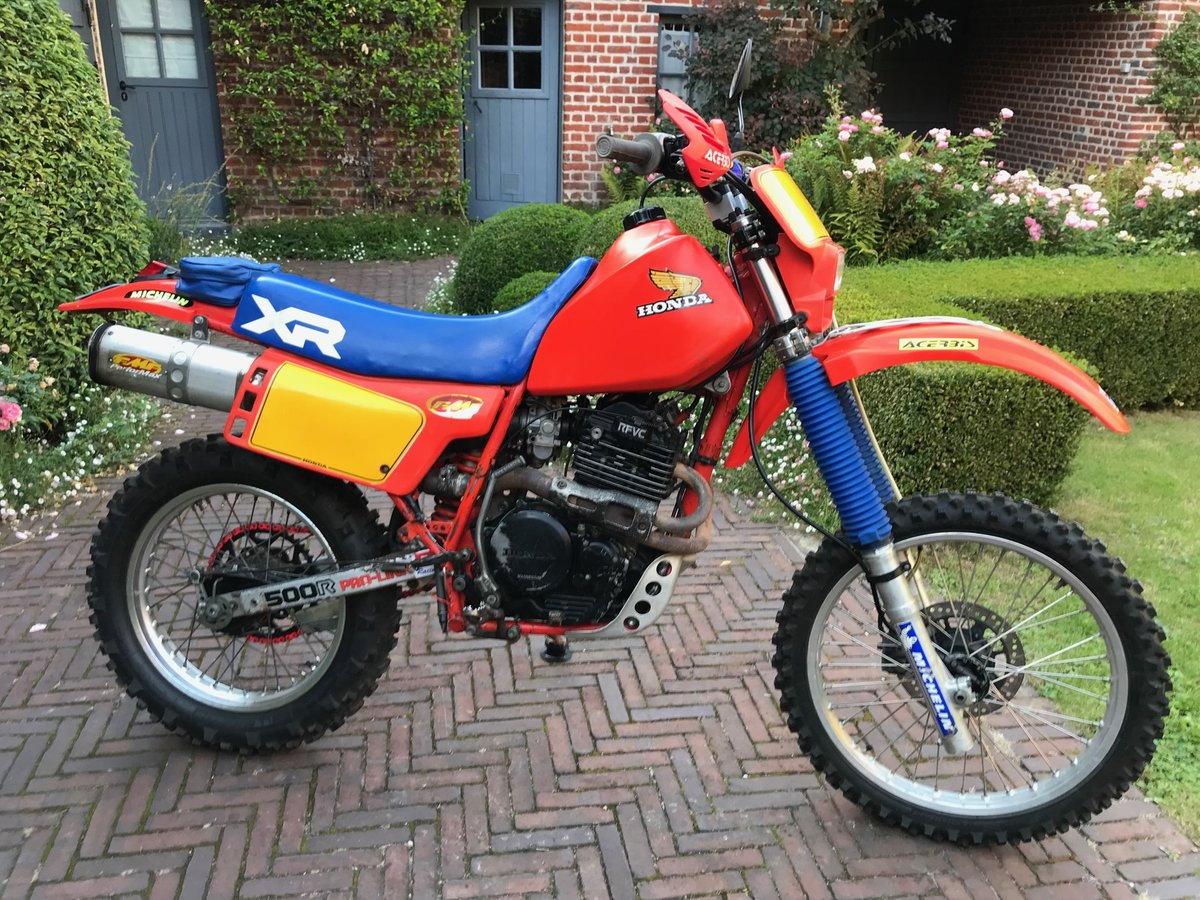1983 Honda XR 500 R For Sale (picture 1 of 6)