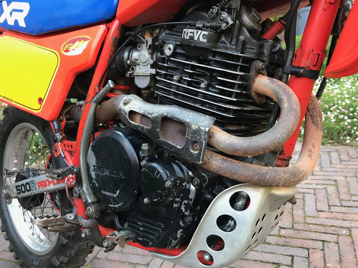 1983 Honda XR 500 R For Sale (picture 6 of 6)