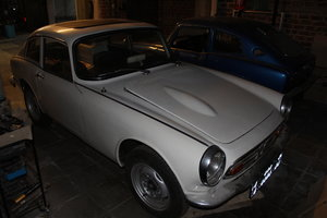 1970 Honda S800 Coupé For Sale