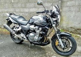 2005 Honda CB 1300 ABS 2007 39850 Miles Extras VGC MOT PX