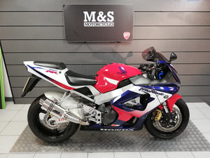 2001 Honda CBR900RR Fireblade For Sale