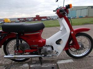 1986 HONDA C90 CUB