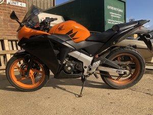 Honda CBR125  2012 New Tyres etc Cheap bike!!!!