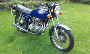 1977 Honda CB400-Four Supersport For Sale