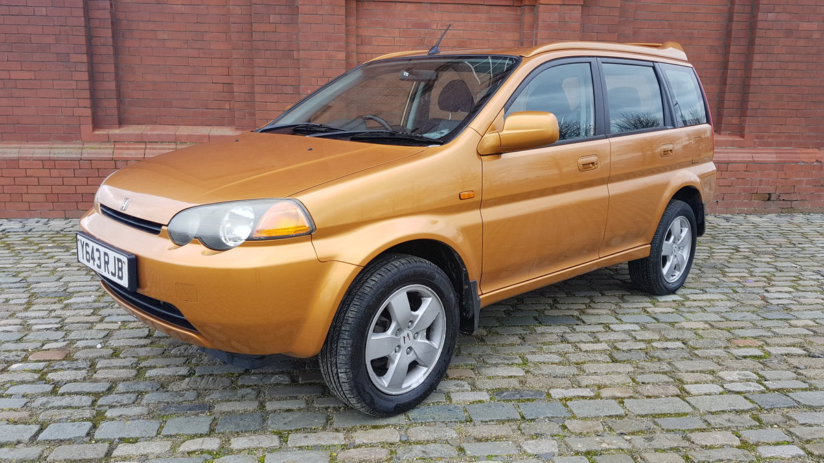 2001 HONDA HR-V HONDA HR-V 1.6i 4X4 FOUR WHEEL DRIVE MANUAL For Sale (picture 1 of 6)