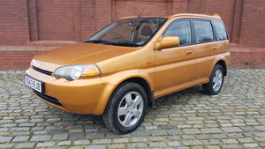 2001 HONDA HR-V HONDA HR-V 1.6i 4X4 FOUR WHEEL DRIVE MANUAL For Sale
