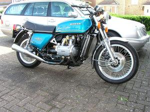 1976 GL1000 K1  - UK Model