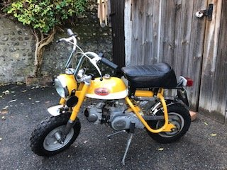 1972 Honda Mini Trail Original  For Sale