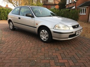 1997 Honda Civic ek 3 dr early ek in superb condition For Sale