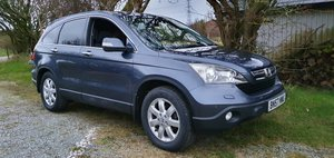 2007 57 Honda CR-V 2.2 i-CTDi 6spd man Sat Nav+r/camera 3own fsh  For Sale