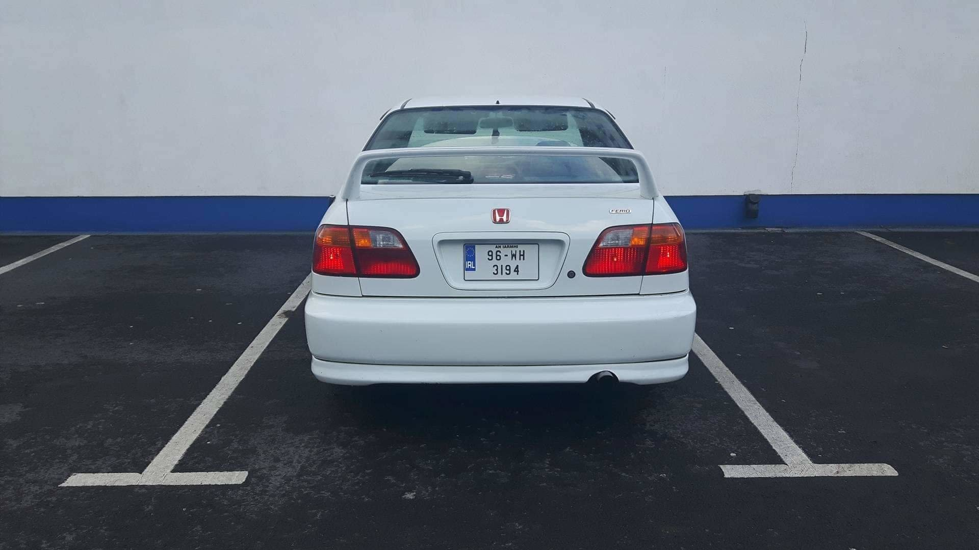 1996 Honda Civic Sir Ferio For Sale (picture 2 of 4)