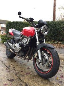 1999 Honda Hornet CB600 FX Street Bike