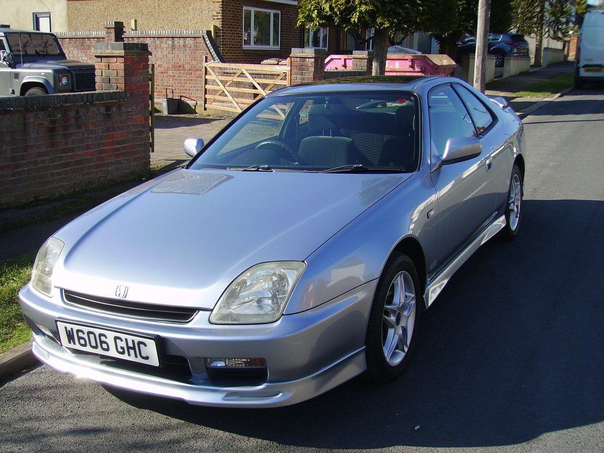 2000 Prelude Very low mileage  - great modern classic For Sale (picture 1 of 6)