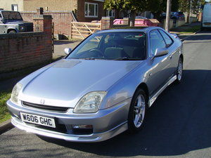 Prelude Very low mileage  - great modern classic