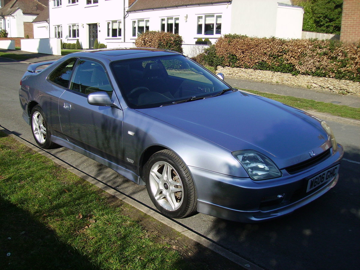 2000 Prelude Very low mileage  - great modern classic SOLD (picture 2 of 6)
